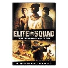 Elite Squad DVD
